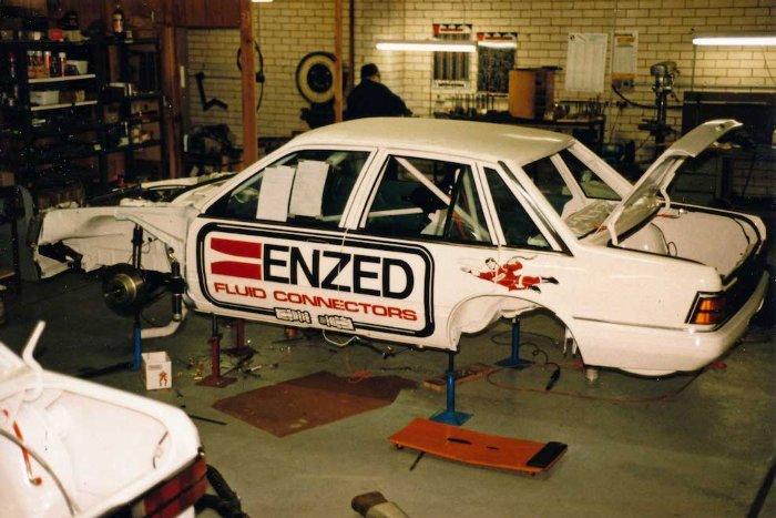 Perkins build, 1986