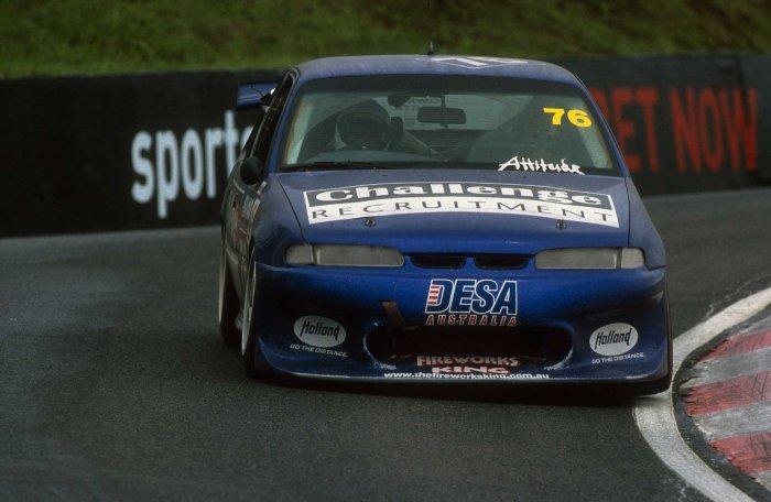 White, Owen, Bathurst 2000