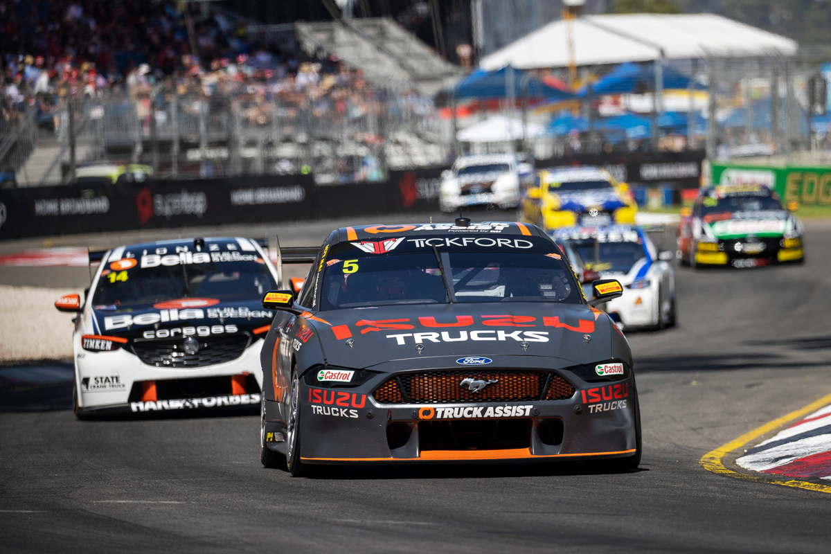 Holdsworth Field Closer Than Ever In 2020 Supercars