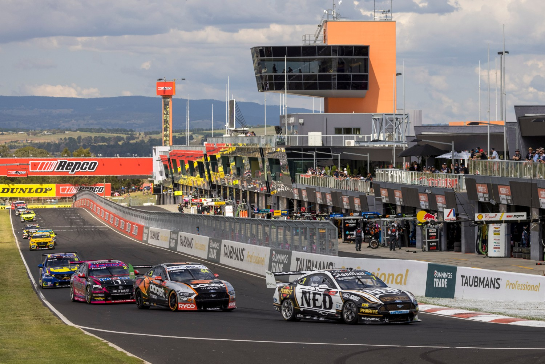 Kelly Grove Racing Scores Major Bathurst Coup Supercars
