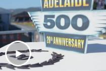 Tander reflects on 20 years of Adelaide 500