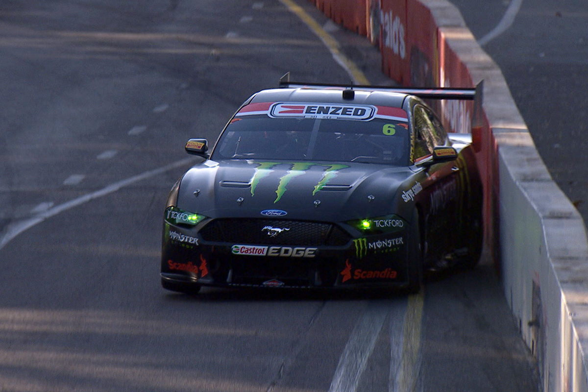 Max Style Points For Waters Turn 8 Save Supercars