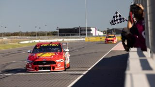 Shell V-Power Racing Team's enviable Bend record