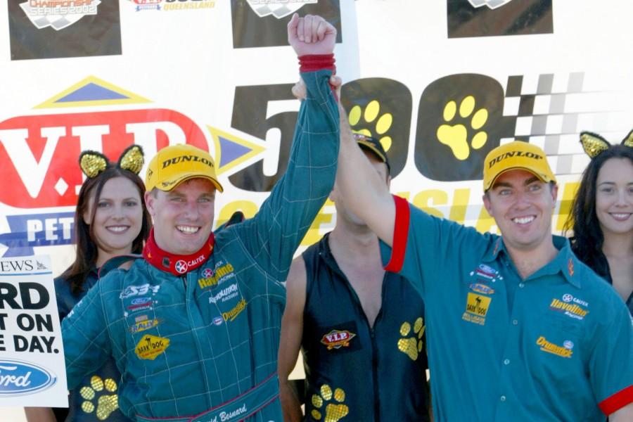 Queensland Raceway, 2002