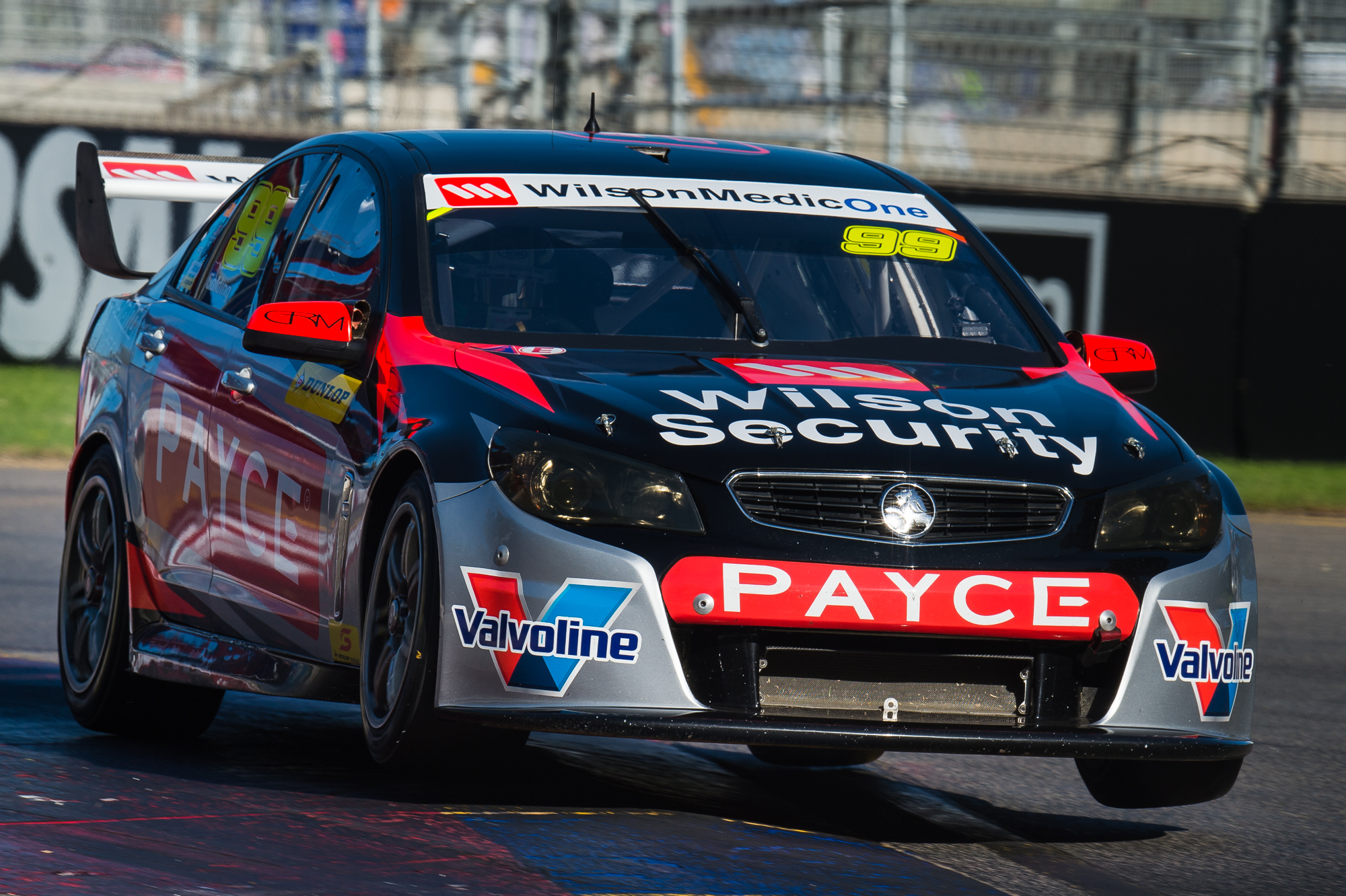 2016 V8 Supercars Round 1. Clipsal 500, Adelaide, South Australia, Australia. Friday 4th March - Sunday 6th March 2016. World Copyright: Volvo Cyan Racing Ref: Digital Image 020316_CLIPSAL500_DKIMG_3820.NEF