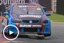 Highlights – Race 3 Dunlop Super2 Series 2018 Adelaide