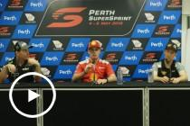 Sunday Press Conference – 2018 Perth