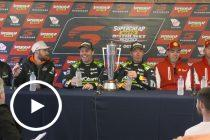 Sunday Press Conference – Bathurst 2018