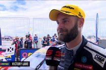 SVG shares how he escaped first lap carnage