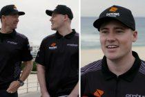 How Stanaway's prepping to co-drive with childhood hero