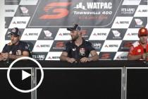Sunday Press Conference – Townsville 2018