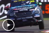 Highlights: Race 3 ECB SuperUtes 2018 Townsville