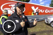 Larko explains Supercars session delay