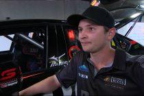 'He squeezed me off the track!': Hazelwood fired up after Coulthard collision