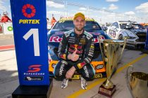 Van Gisbergen stoked to be back on song