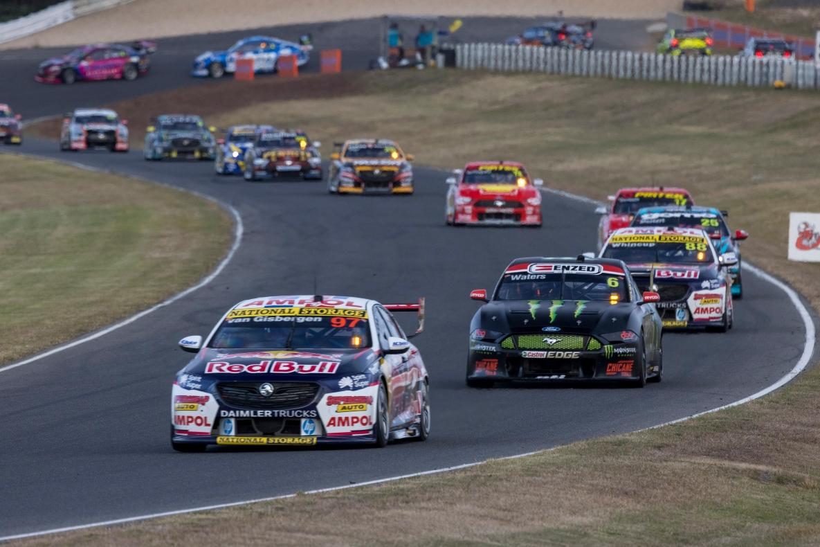 Lowndes record broken: Tasmania speed breakdown - Supercars