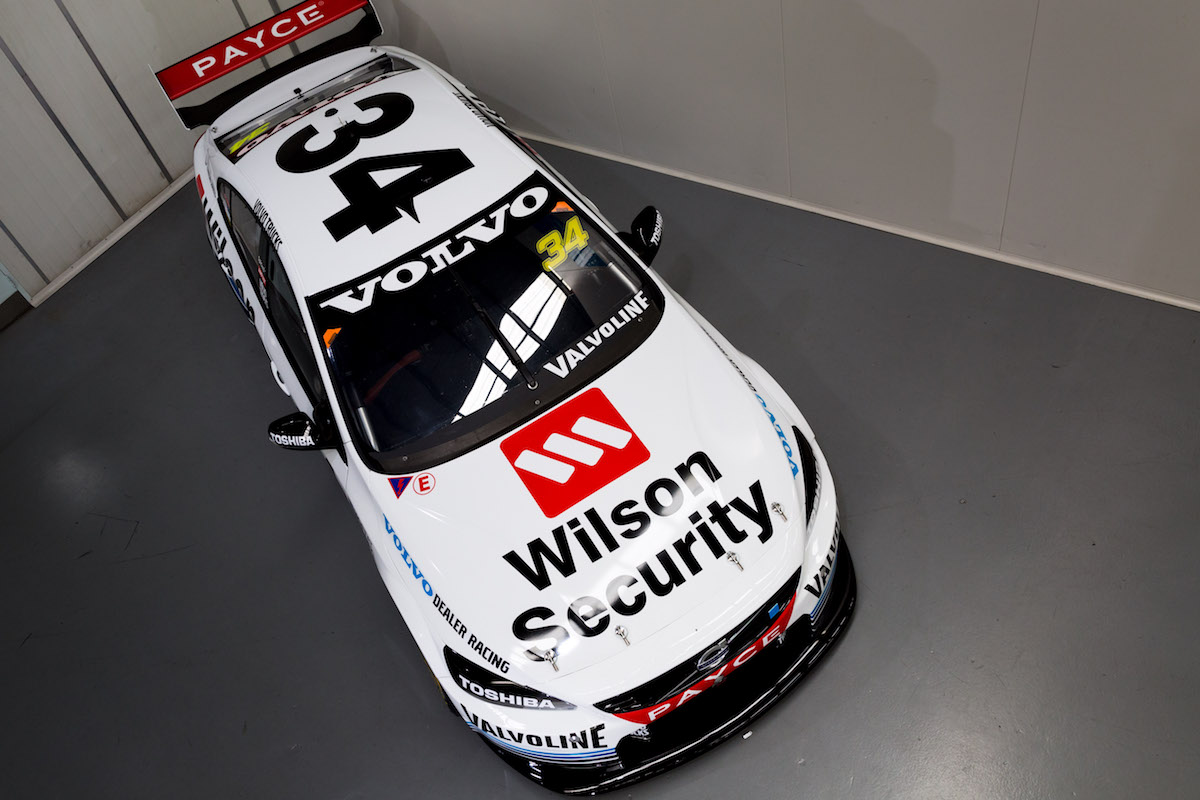 Volvo livery top 2016