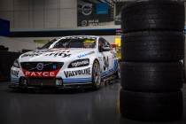 Volvo's championship winning colours