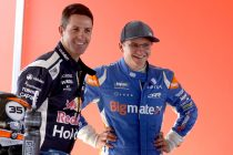 Whincup lends hand to Hazelwood