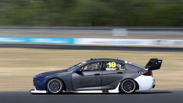 Winterbottom's maiden Holden test 'a tease'