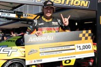 Mostert breaks his own record