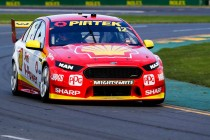 Coulthard dominates Albert Park practice