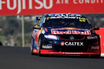 Whincup back on top
