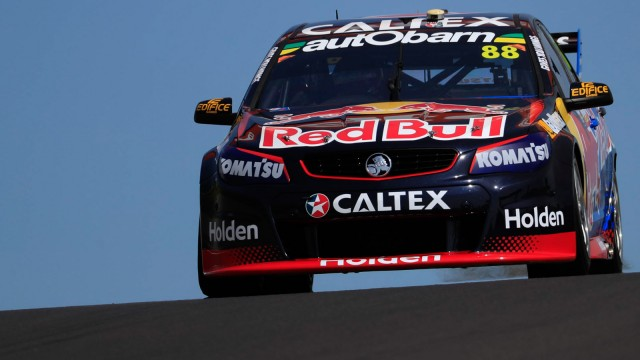 Whincup claims provisional pole