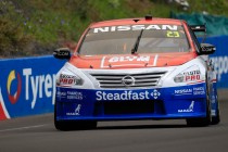Caruso set for first Bathurst shootout