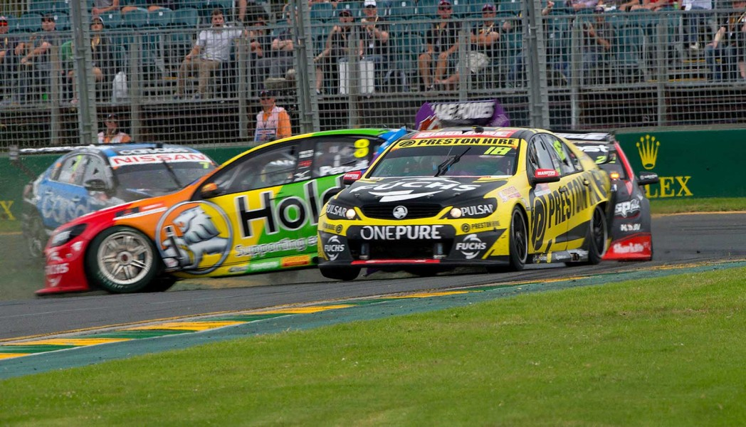 Nick Percat and Lee Holdsworth