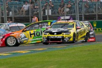 Percat, Holdsworth unscathed after 250km/h failure