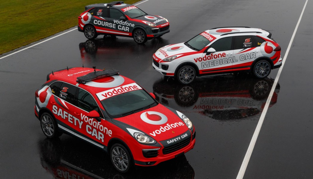 Vodafone Safety Car