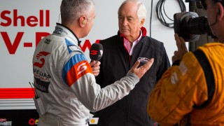 Penske backs Supercars' Asian plans