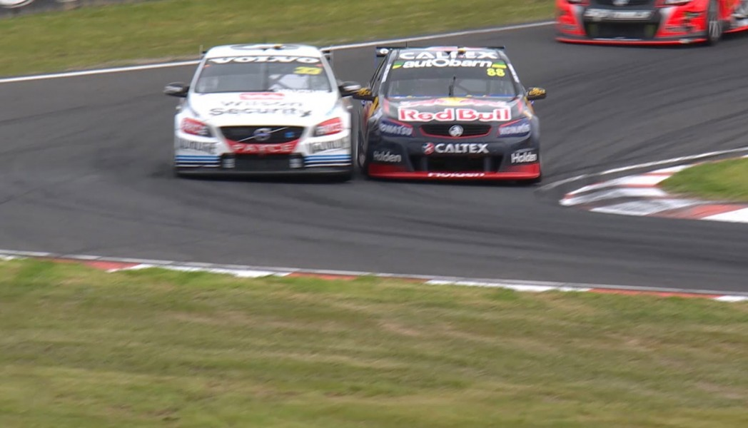 McLaughlin's speed at Bathurst has gone unrewarded in recent years