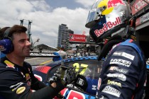 Van Gisbergen tops qualifying