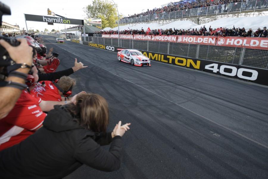 Round 03 of the Australian V8 Supercar Championship Series