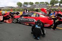 Slade set to race