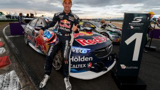 Happy hunting grounds: Whincup's Symmons supremacy