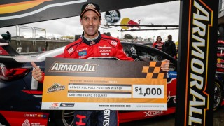 Whincup denies McLaughlin back-to-back poles
