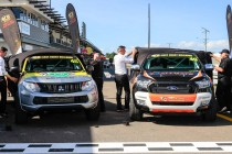 SuperUtes unveiled in Townsville