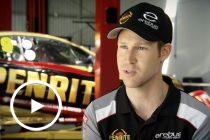 Larkham, Reynolds and Erebus debrief Bathurst
