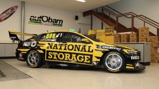 Triple Eight reveals new look for Lowndes