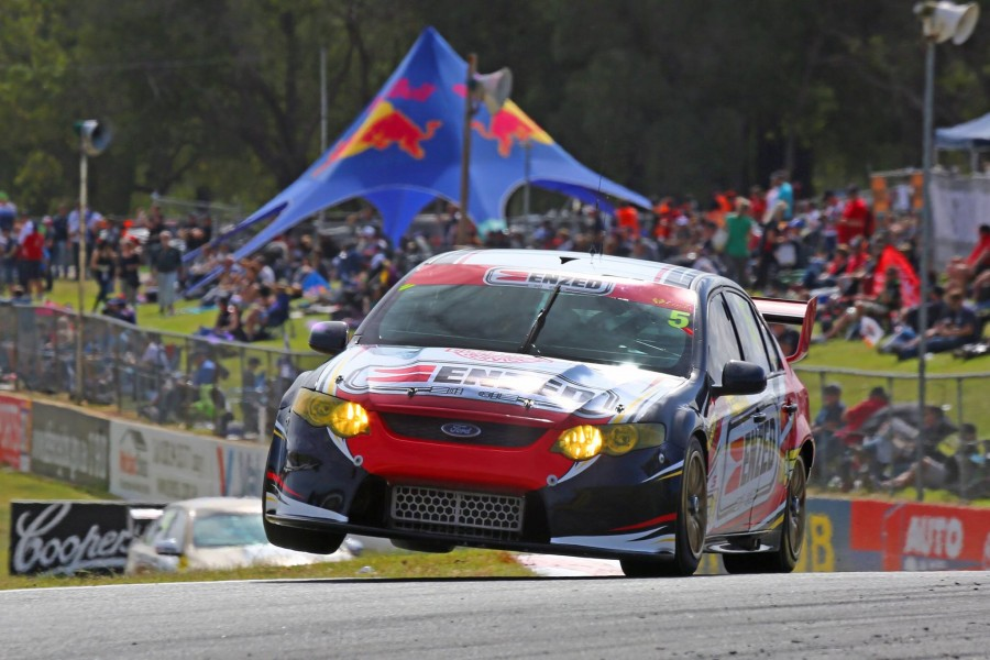 Waters piled on the wins for Prodrive in 2015