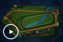 Virgin Australia Track Map: Sandown