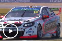 Highlights – Practice 3 2017 Coates Hire Ipswich SuperSprint
