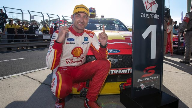Coulthard beats McLaughlin at Phillip Island