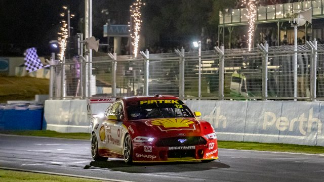 Coulthard beats McLaughlin in Perth