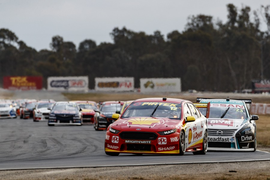 Event 6 of the Virgin Australia Supercars Championship, Winton Motor Raceway, Winton, Victoria. May 18th to 20th 2018