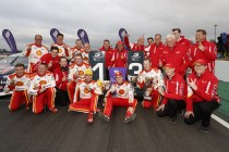 Shell V-Power Racing takes teams' points lead