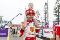 Coulthard steps up for timely podium